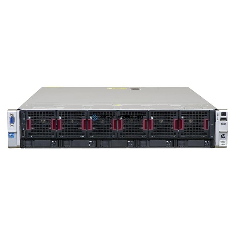 Сервер HP Server Proliant DL560 Gen8 4x 10C Xeon E5-4650 v2 2,4GHz 1,5TB (ProLiant DL560Gen8)