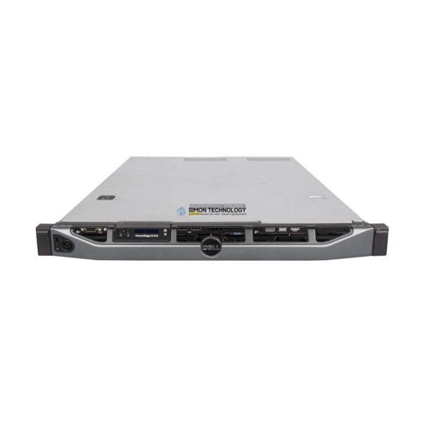 Сервер Dell PER310V2 X3430 1P 8GB PERC 6I 4*LFF 1X PSU (R310-X3430)