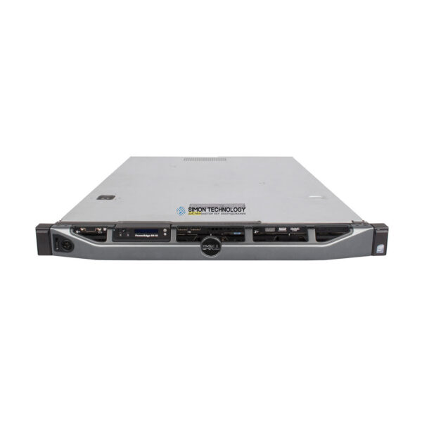Сервер Dell PER410 E5520 1P 8GB PERC6I 1*PSU 4*LFF DVD-RW (R410-E5520)