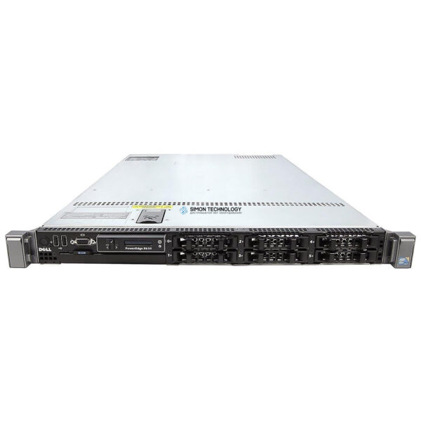 "Сервер Dell PE R610 2xE5640/8GB/6x2.5""/2xPSU (R610-05B)"