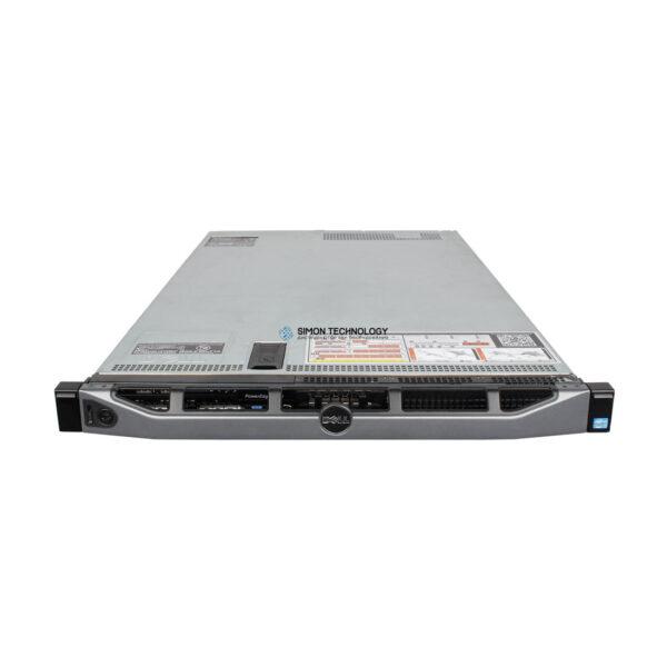 Сервер Dell PER620 E5-2640 2P 4GB PERC H710 MINI 4 SFF 2X PSU DVD (R620-E52640)