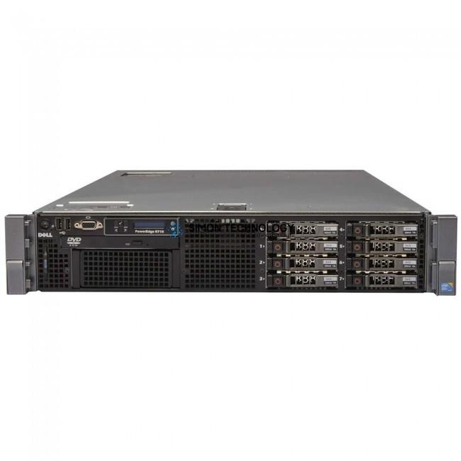 Сервер Dell R710 2xE5620/8GB/8x2,5'/2xPSU (R710-CTO2)