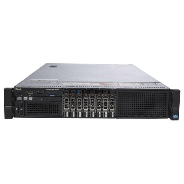 Сервер Dell R720 2xE5-2667/16Gb/8x2,5'/2x750w (R720-CT02)