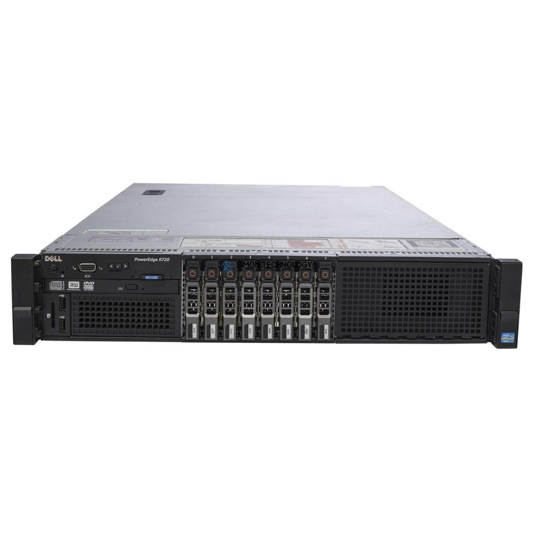 Сервер Dell R720 2xE5-2643 v2/16GB/8x2.5'/2x495w (R720-CTO)