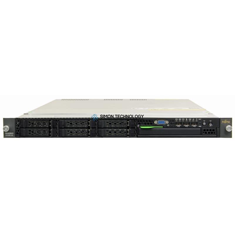 Сервер Fujitsu Server Primergy QC Xeon X5550 2,66GHz 8GB 4xSFF (RX200S5)