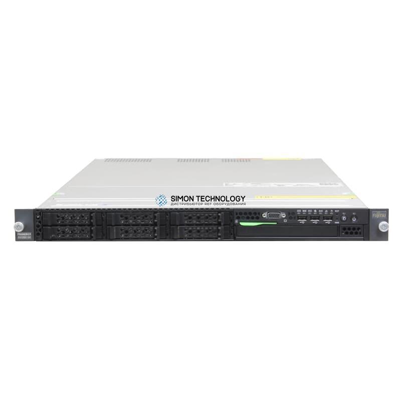 Сервер Fujitsu Server Primergy 6C Xeon X5650-2,66GHz 8GB 4xSFF (RX200 S6)