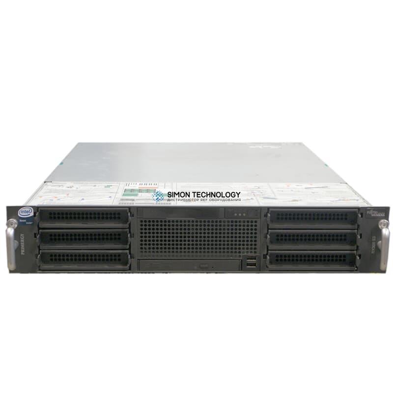 Сервер Fujitsu Siemens FSC Server Primergy 2x QC Xeon E5335 2GHz 8GB 6xLFF (RX300S3)