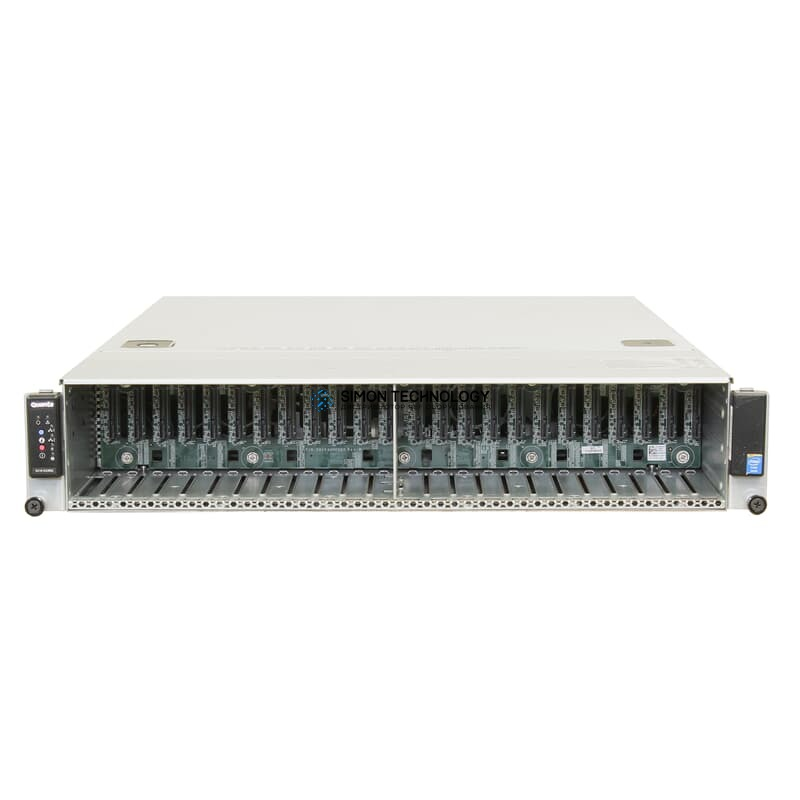 Сервер Quanta Computer Server 2x QC Xeon E5-2609 2,4GHz 32GB 26xSFF (S210-X22RQ)