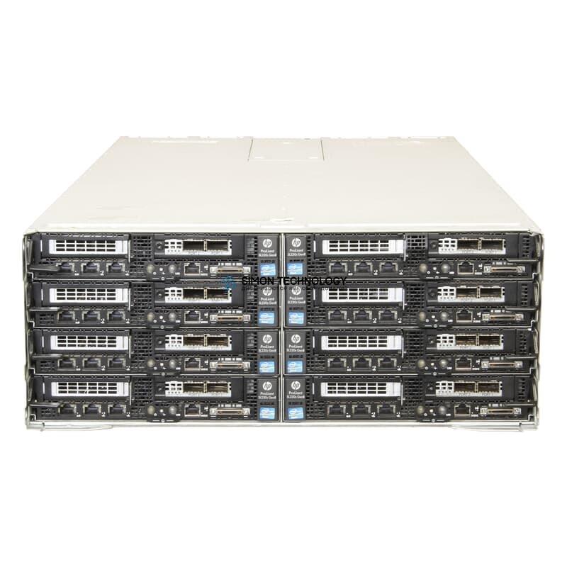 Сервер HP Server ProLiant 8x je 2x 4C Xeon E5-2643 3,3GHz 256GB (S6500)