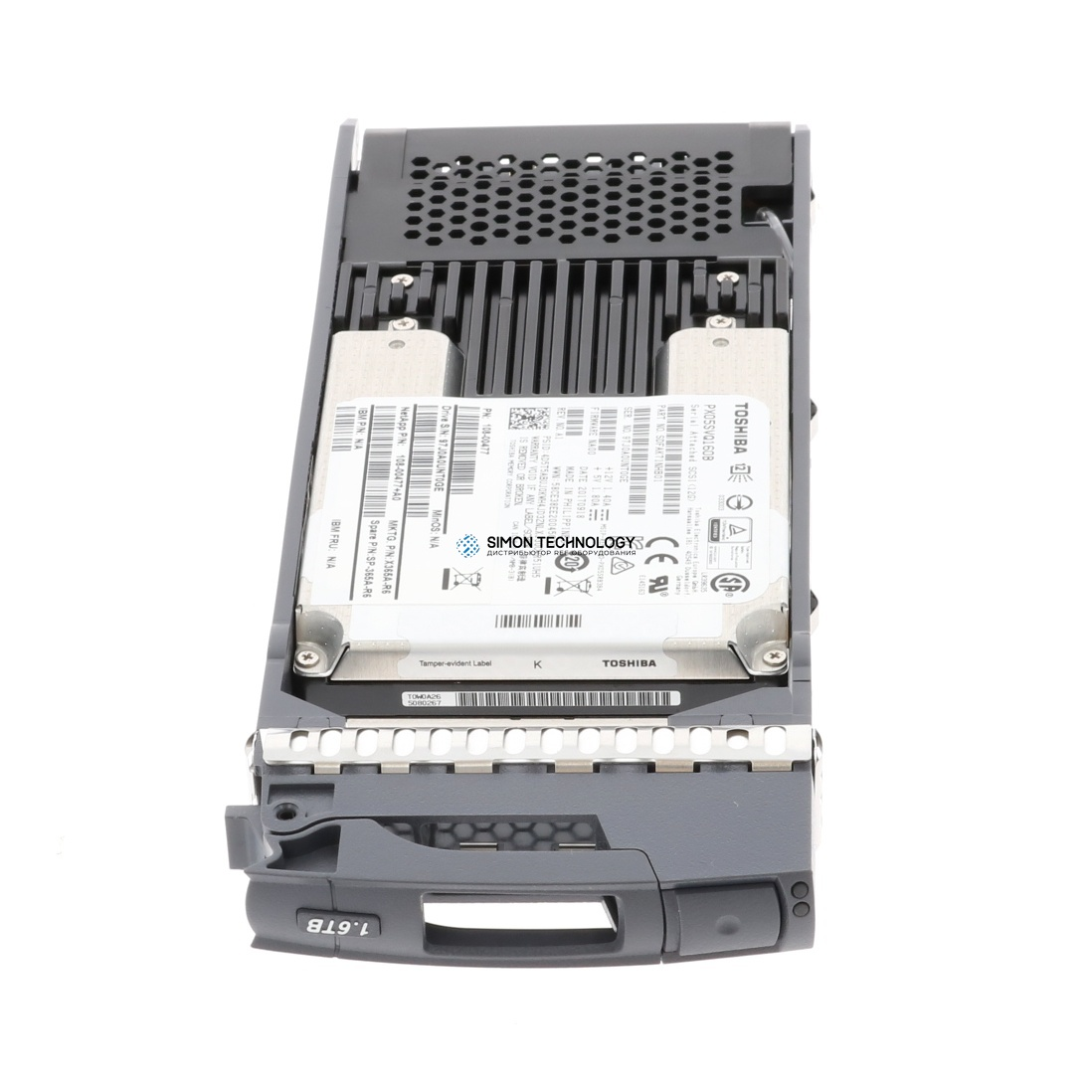 SSD NetApp 1.6TB SFF NSE SSD (SP-365A-R6)