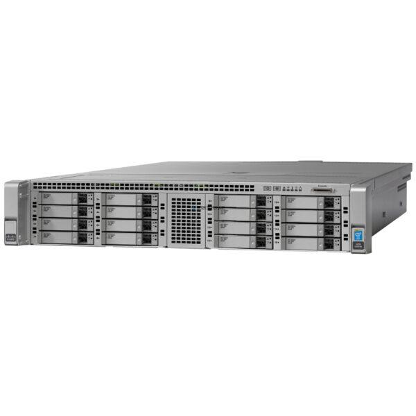 Сервер Cisco UCS C240 M4 SFF 16 HD w/o CPU,mem,HD,PCIe,PS (UCSC-C240-M4S2)