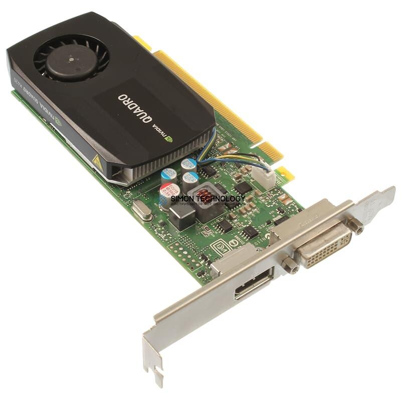 Видеокарта PNY Grafikkarte Quadro K420 2GB DP DVI PCI-E - (VCQK420-T)