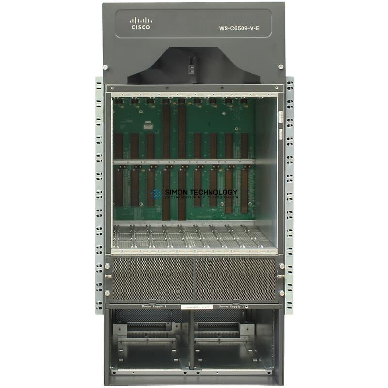 Cisco Switch Chassis Catalyst 6509-E - WS-6509-V-E (WS-C6509-V-E)