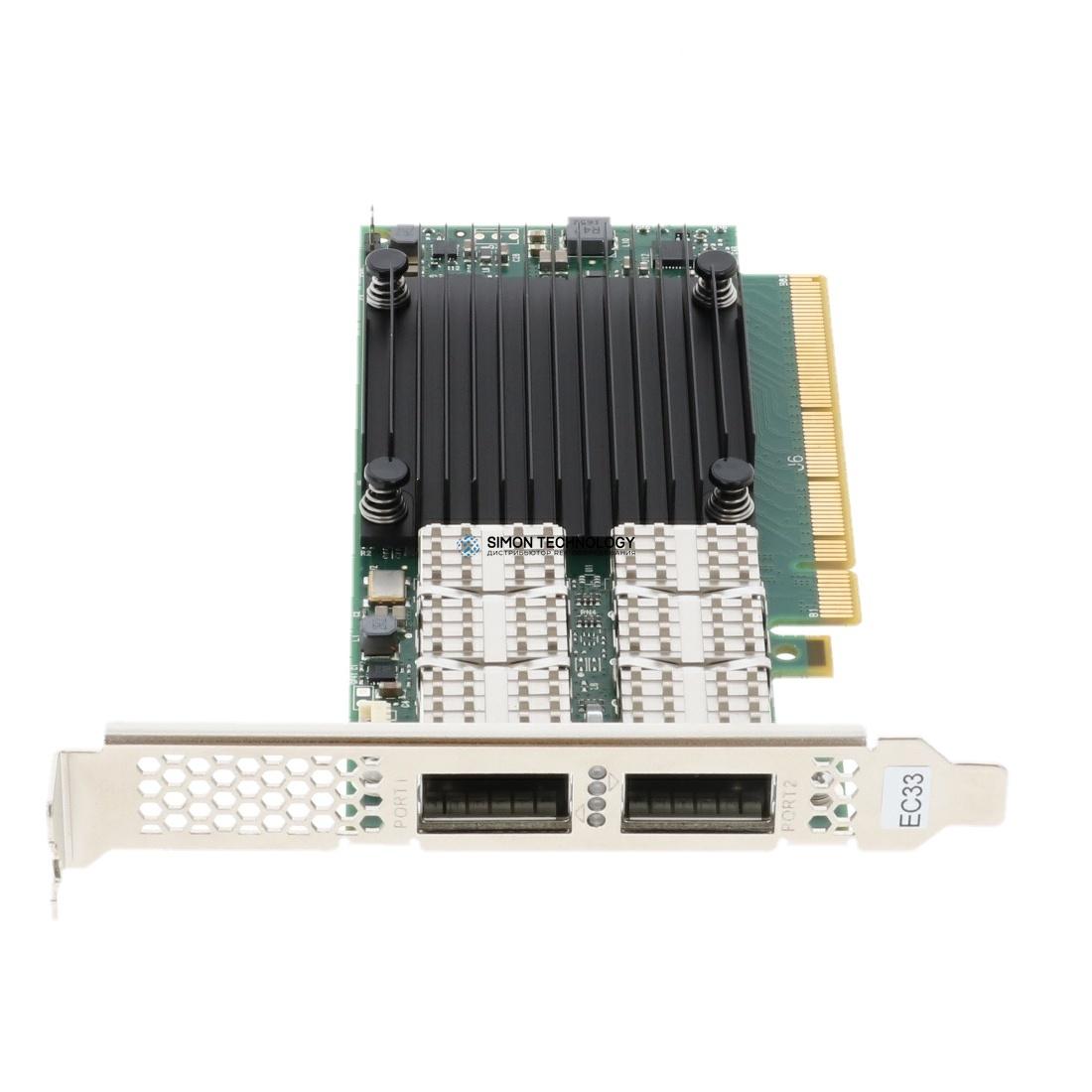 Контроллер IBM PCIe3 2port 56 Gb FDR IB Adapter x16 (00RX852)