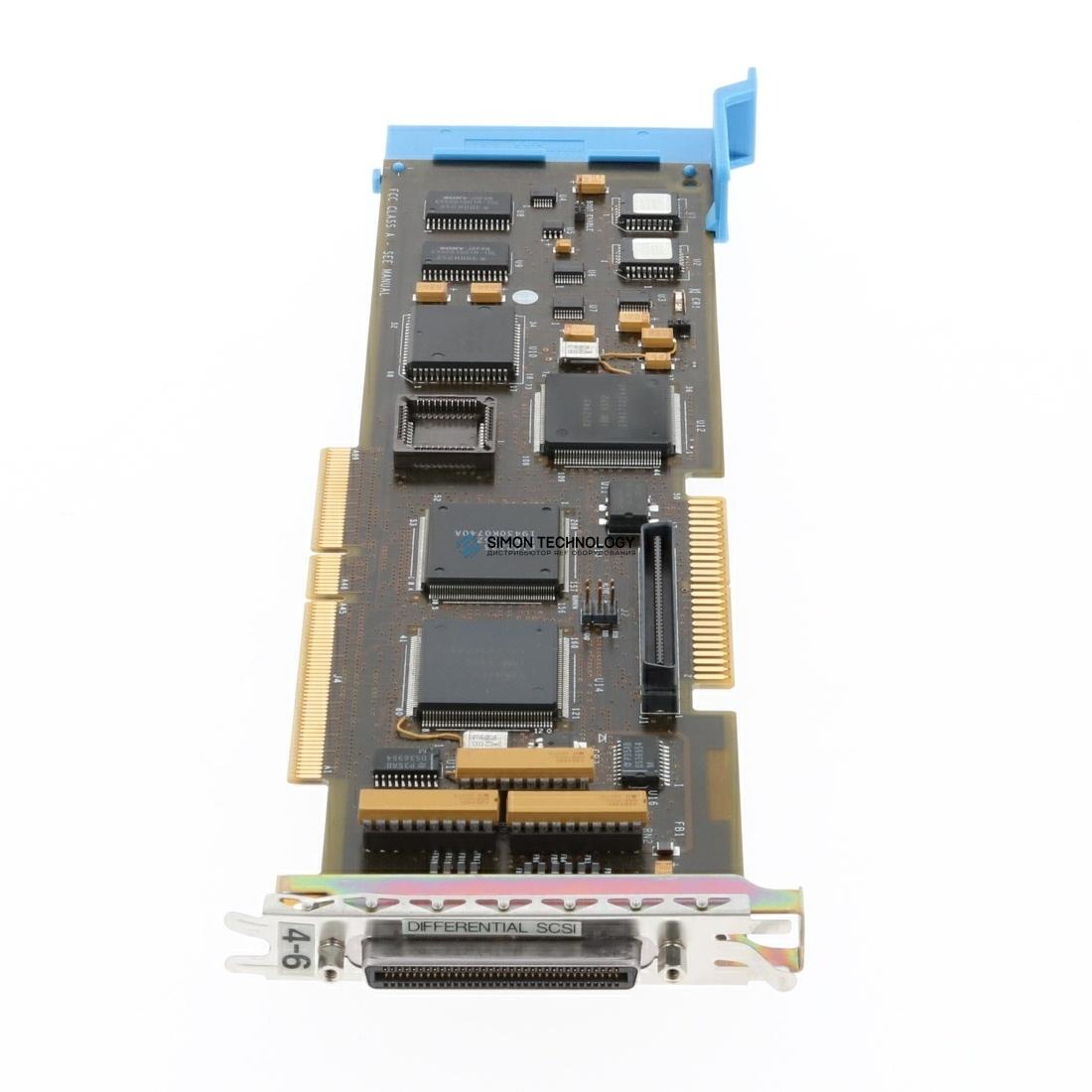 Контроллер IBM SCSI2 Differential F/W Adapter (06H4675)