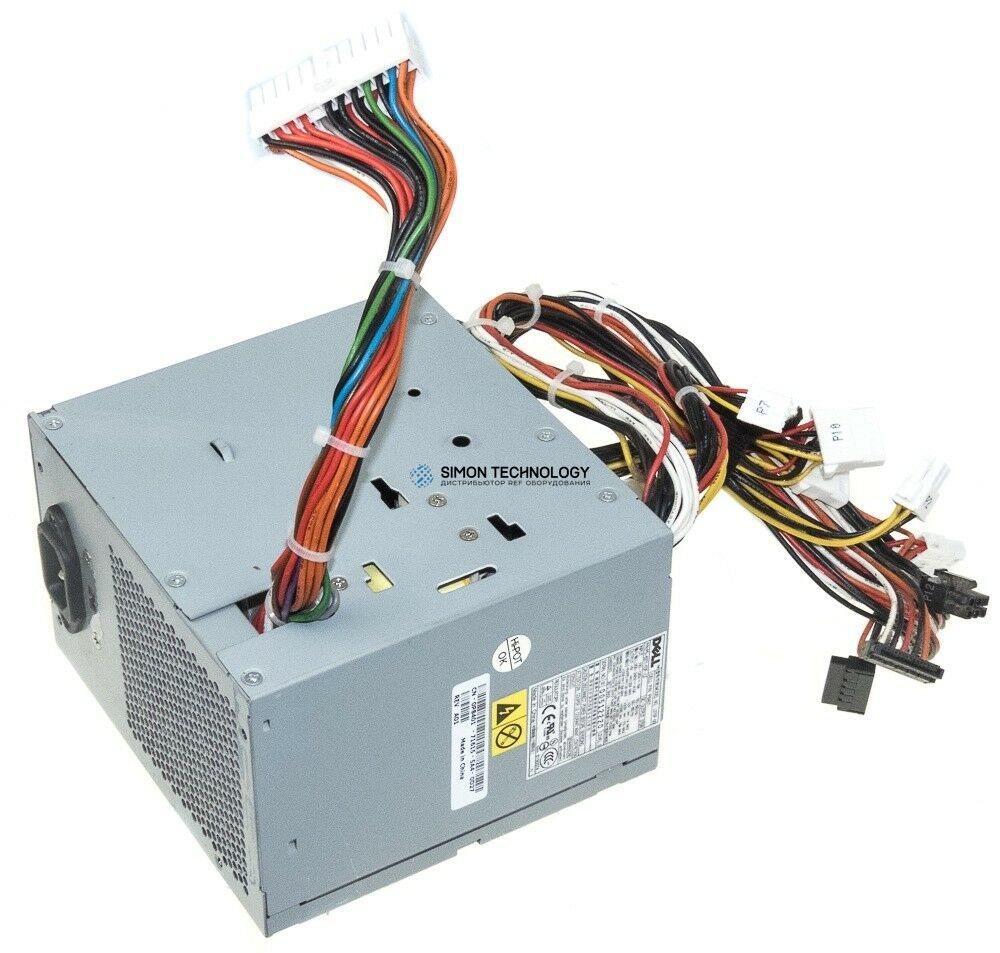 Блок питания Dell Workst on-Netzteil Precision 380 - (0P8401)