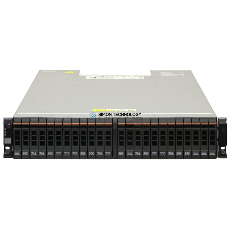 СХД IBM Storwize V7000 Control Enclosure 8Gb FC/10Gb iSCSI 14,4TB 24x 600GB/10K/SAS - (2076-324)
