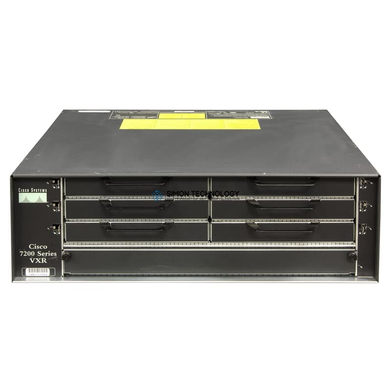 Маршрутизатор Cisco High-Performance Router 1GB 2Mpps - 7206 VXR (34-0687-04)