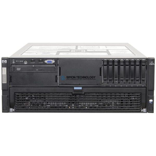 Сервер HP DL580 G5 E7420 2.13GHZ QC 2P 4GB RACK SVR (487366-421)
