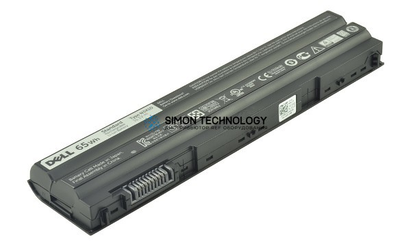 Батарея Dell Battery Primary 65WHR 6C - Batterie (4KFGD)