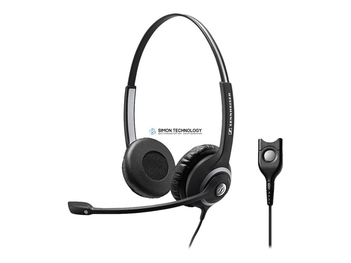 Sennheiser Circle SC 260 - Headset - On-Ear - kabelgebunden (504402)