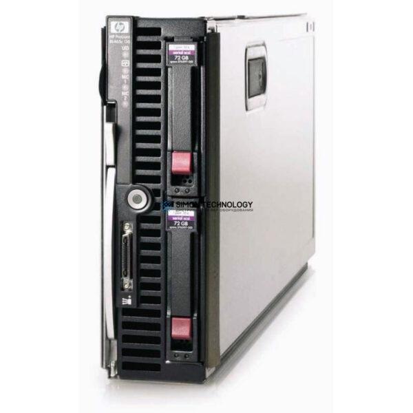 Сервер HP BL465C G6 2425HE 2.1GHZ SIX CORE 4GB BLADE SVR (539797-B21)