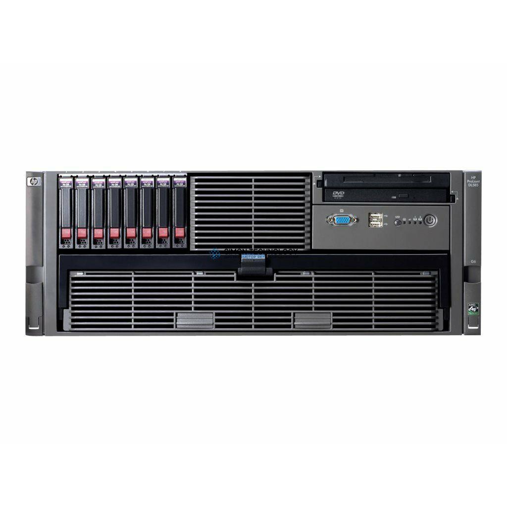 Сервер HP DL585G6 Configure-to-order Rack Server (574409-B21)