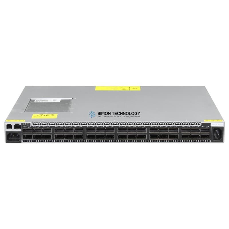 Коммутатор Intel InfiniBand Switch True Scale Fabric 12200 QDR 36 Port - (592529-001)