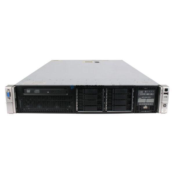 Сервер HP DL380P G8 E5-2609 1P 4GB-R P420I SFF 460W PS ENTRY SVR (642121-421)