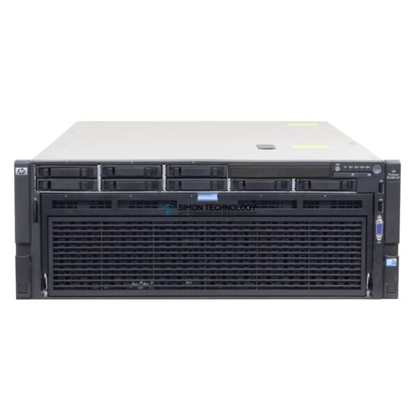 Сервер HP DL580 G7 E7-4850 4P 128GB-R P410I/1G FBWC 4X1200W HE PS S (643064-421)