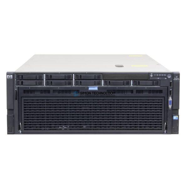 Сервер HP DL580 G7 E7-4850 4P 128GB P410I/1G FBWC 4X1200W PSU SVR (643064-421 E7-4850)