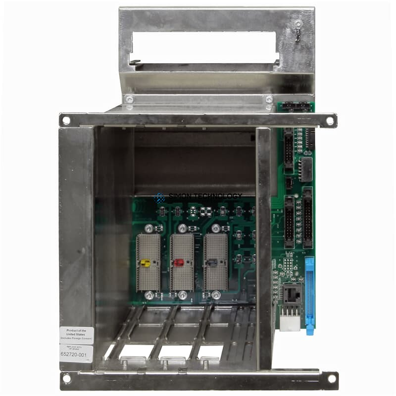 HP Library Management Module (LMM) Chassis StoreEver ESL G3 Scalar i6000 - (652720-001)