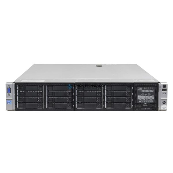 Сервер HP DL380P G8 16*SFF CTO CHASSIS - UPGRADED TO V2 (653200-B21 16SFF CTO)