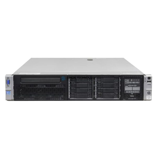 Сервер HP DL380P G8 P420I 8*SFF CTO CHASSIS WITH V2 SYSTEM BOARD (653200-B21V2)