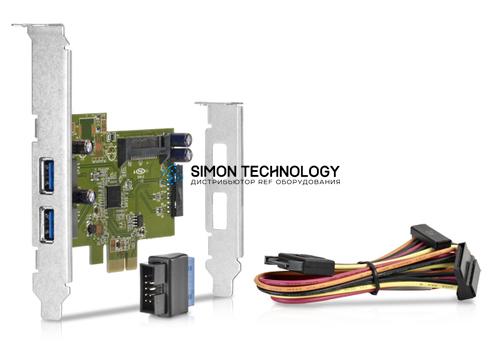 HP Eingebaut USB 3.0 Schnittstellenkarte/Adapter (663213-001)