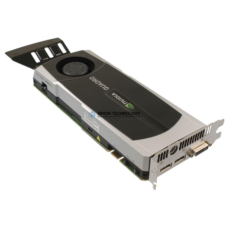 Видеокарта PNY Grafikkarte Quadro 6000 6GB 1xDVI 2xDP PCI-E 1xDVI 2xDP - (699-51030-0500-111)