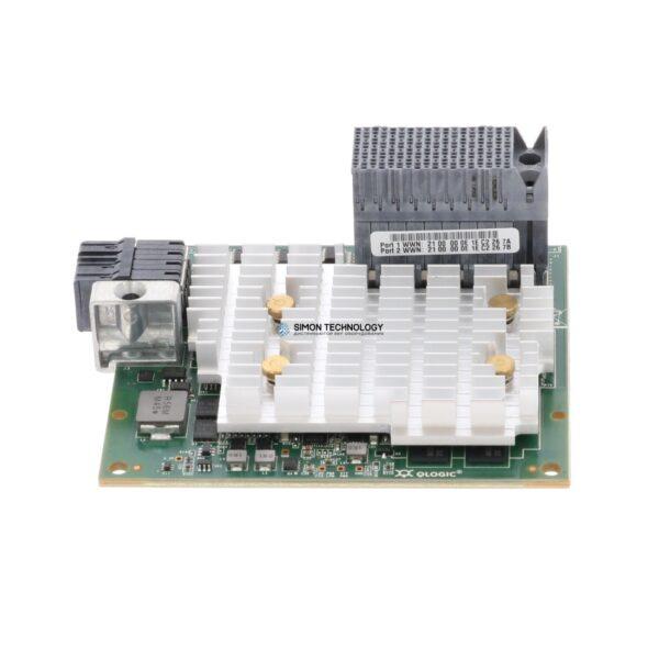 Lenovo Flex System FC5172 2-port 16Gb FC Adapter (69Y1942)
