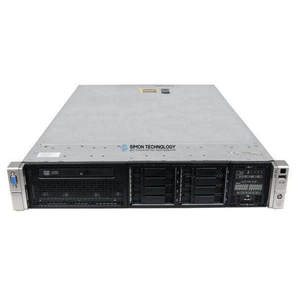Сервер HP DL385P G8 6344 2P 32GB-R P420I/1GB 8 SFF 2X750W PS SVR (703931-421)