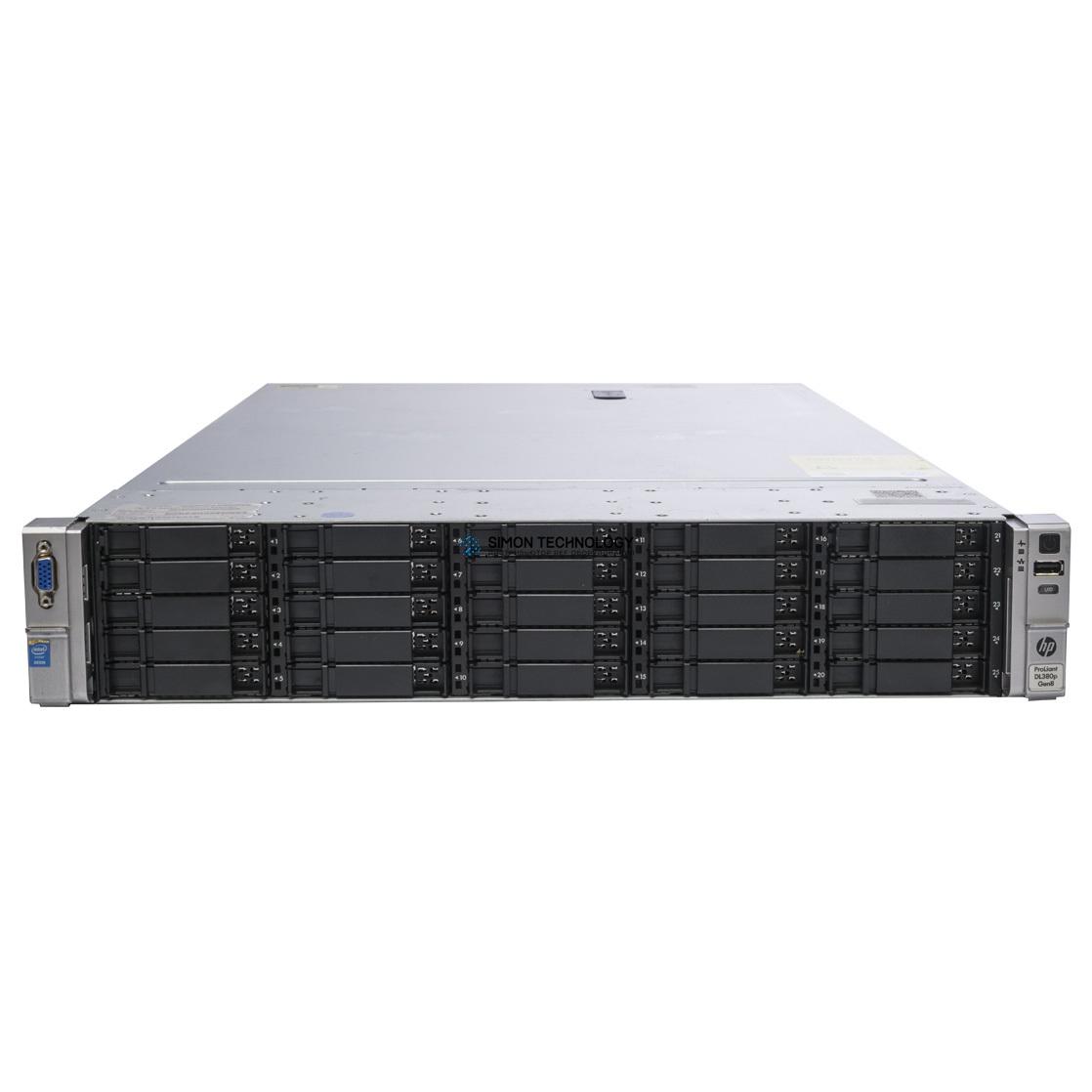 Сервер HP SERVER 25 SLOT 2.5 INCH, 2X HEAT SINK, RISER (704558-001)