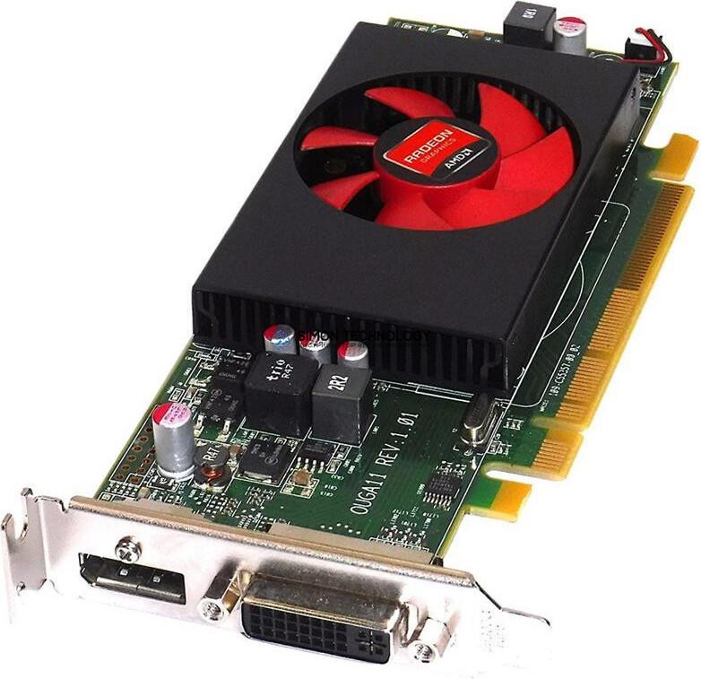 Видеокарта Dell ATI RADEON R7 250 2GB DDR3 Video Graphics Card Zustand (7121A00400G)