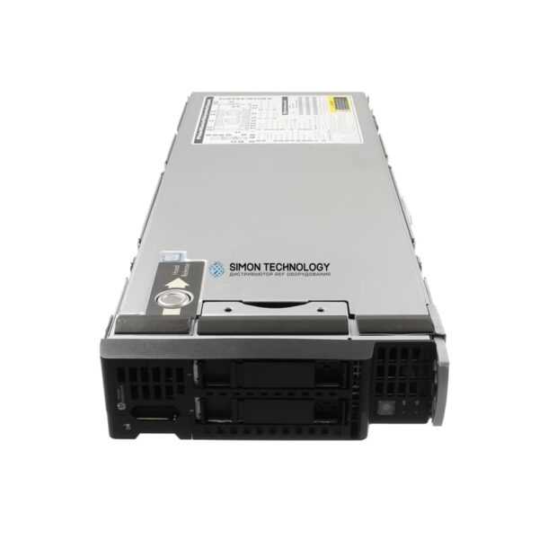 Сервер HP Blade Server 2x 12C Xeon E5-2673v3 2,4GHz 96GB (727021-b21)
