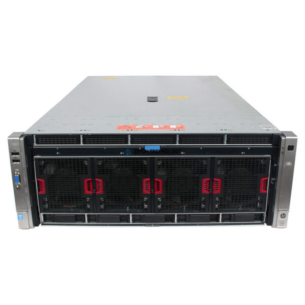 Сервер HP DL580 G8 E7-4890V2 4P 128GB-R P830I SAS 5 SFF 1500W RPS S (728544-421)