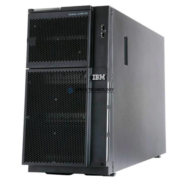 Сервер IBM X3400 M3 1 X QUAD 2,13 GHZ E5506 (7379-CTO-NIB)