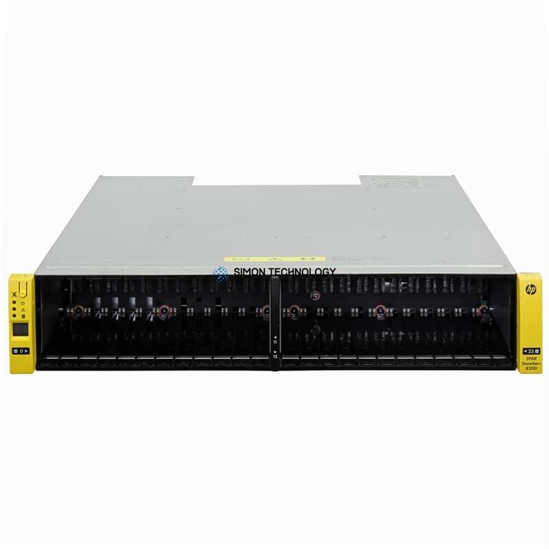 "СХД HP 3PAR 19"" Disk Array StoreServ 8000 Disk Enclosure DC SAS 12G 24x SFF - (756487-001)"
