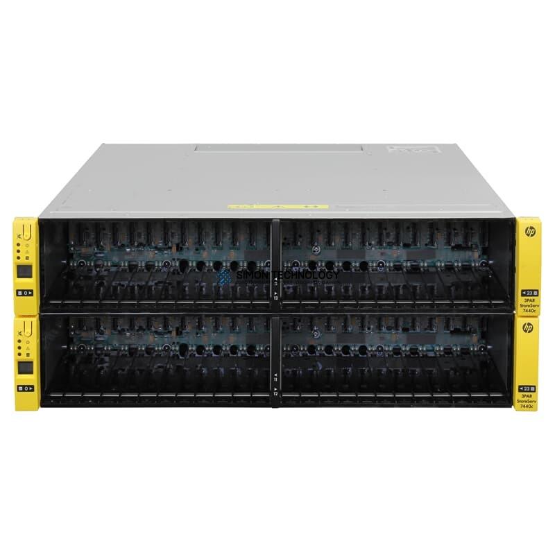 СХД HP 3PAR SAN Storage StoreServ 7440c 4N Base FC 8Gbps 48x SFF w/ 9 Lic 48 Disk - (769749-001)