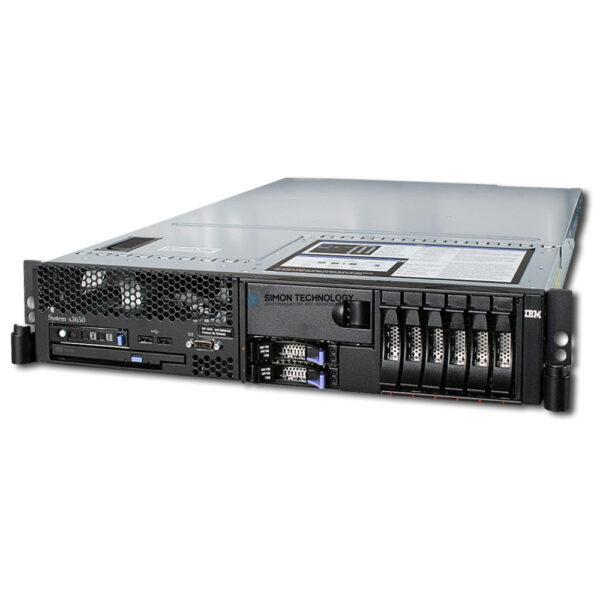 Сервер IBM SYSTEM X3650, RAID, FAN, 2X HEAT SINK, NO PSU (7979-CTO)