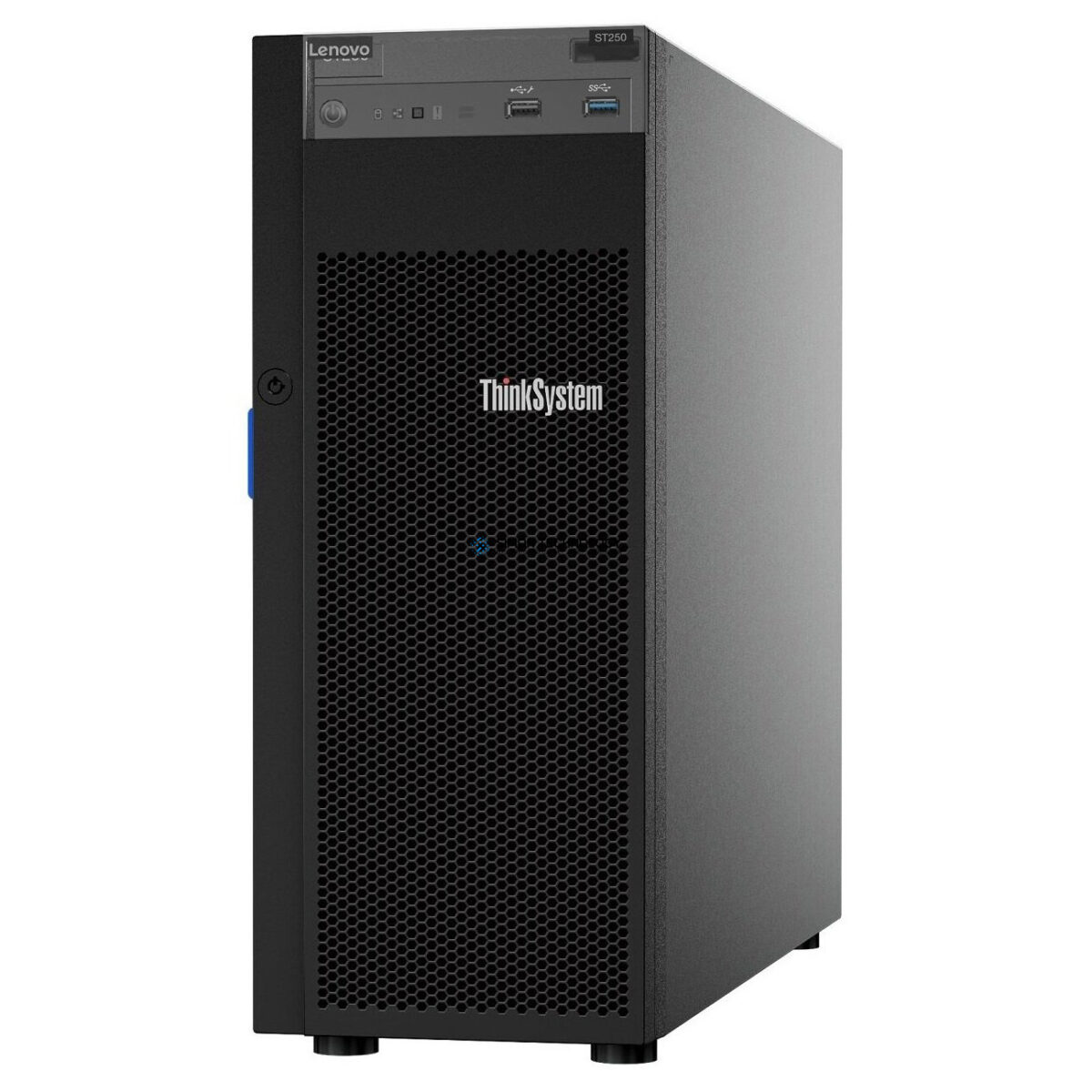 "Сервер Lenovo ThinkSystem ST250 Xeon E-2224 4C/16GB/2,5""/MB/550W (7Y46A04JEA)"