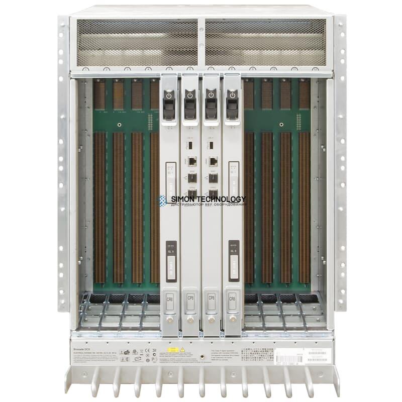 Коммутатор HP SAN Backbone Director DCX Chassis 3x Fan Tray 2x PSU - (80-1001373-06)