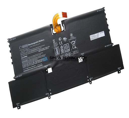 Батарея HP Battery 4 Cells 38Wh 1.66A - Batterie - 4.950 mAh (844199-855)