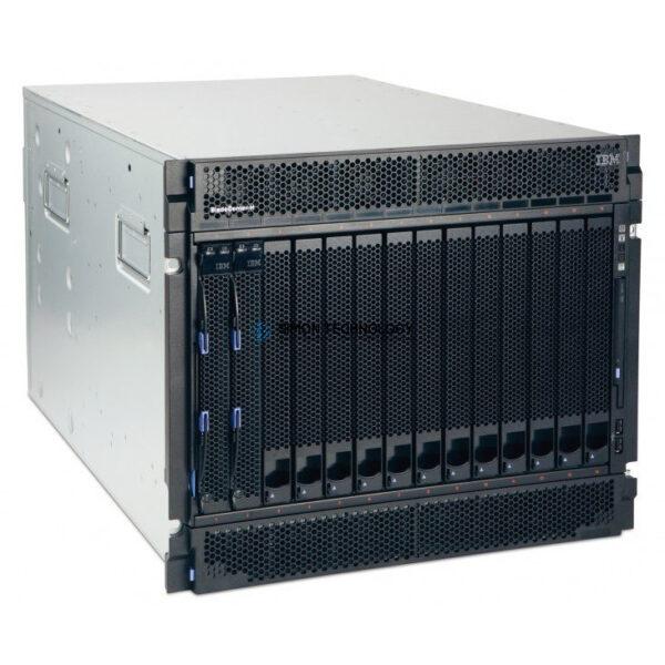 Сервер IBM BLADE CENTER H WITH PSU, FAN, MANAGEMENT MODULE (88524YG)